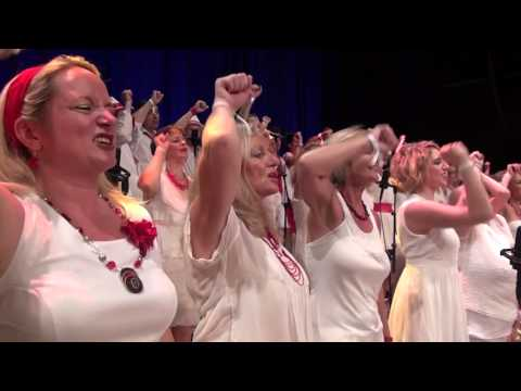 Academy by Popvox - Tubthumping (Choir Cover)