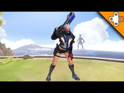 Soldier 76 Gets KINKY! Overwatch Funny & Epic Moments 730 thumbnail