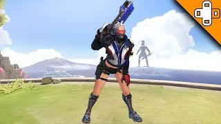 Soldier 76 Gets KINKY! Overwatch Funny & Epic Moments 730