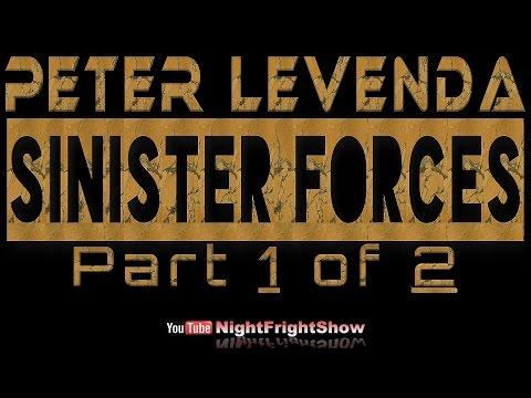 Peter Levenda YouTube Sinister Forces Part 1 of 2 Charles Manson JFK RFK assassination Night Fright