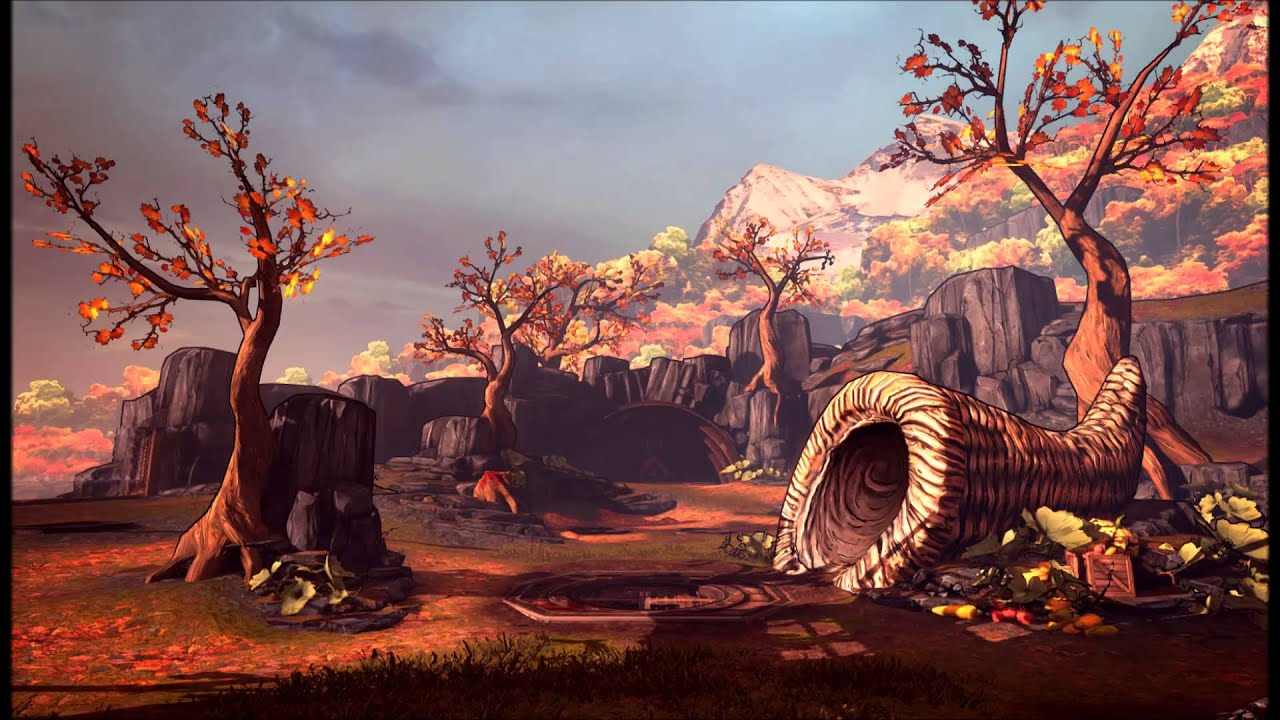 Borderlands 2 Wallpaper Hd Borderlands 2 Music Gluttony Gulch Ambient
