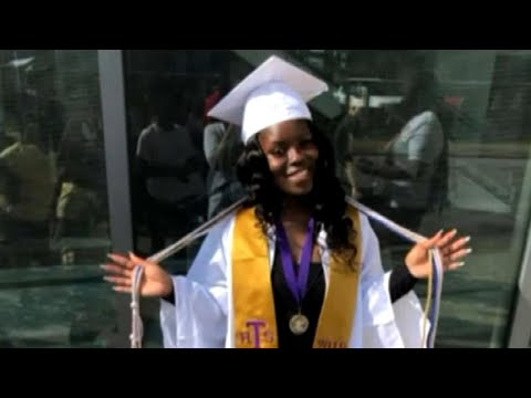 McCabe - This Girl Earned Over $1 MILLION In Scholarships