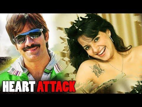Heart Attack I Hindi Dubbed Action Movie...