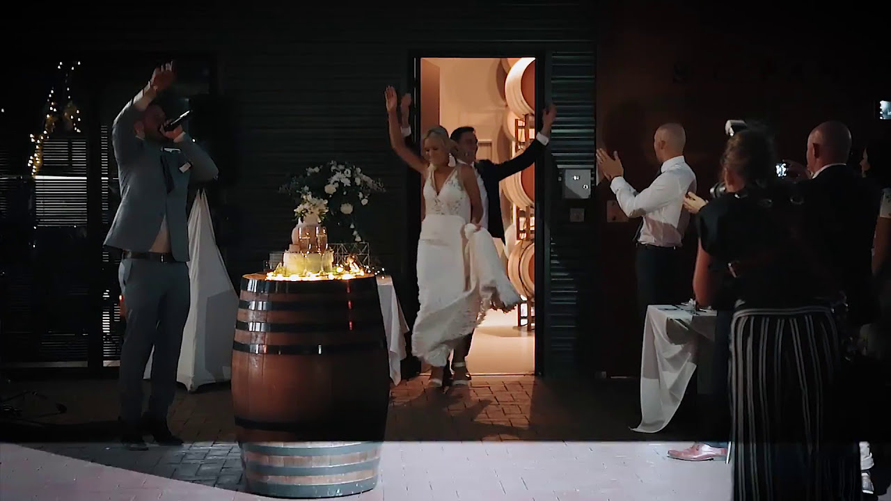 Download NBA Inspired Bridal Party Entrances