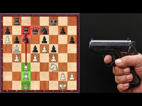 Every Chess Player Must Know About Alekhine's Gun