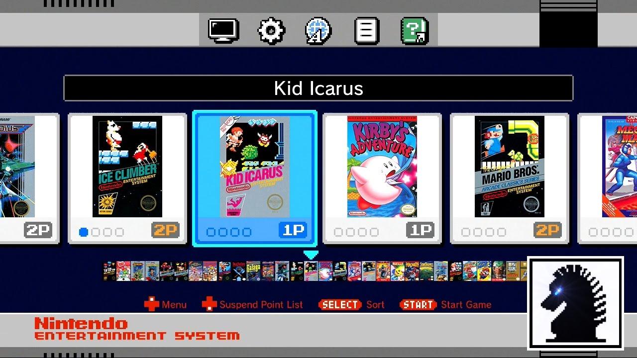 NES Classic Mini #15 - Kid Icarus