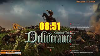 [18+] Шон играет в Kingdom Come: Deliverance (PC)