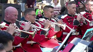 """COPLAND Fanfare for the Common Man - """"The President's Own"""" United States Marine Band"""