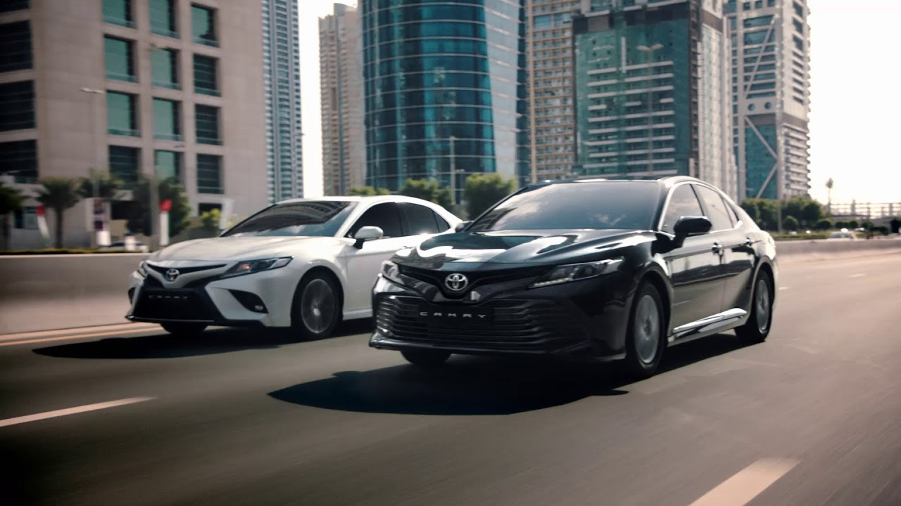 Download Toyota Camry Kuwait - Built for the Future   Toyota Cars for sale in Kuwait