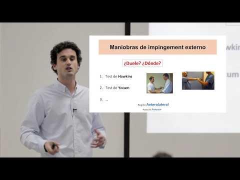(9-14) Lesiones del manguito rotador: valoración (Parte 1)
