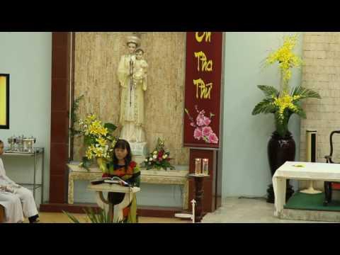 15.08.2016 – Đáp Ca Vịnh Ca 44 – Solo Chị Mai Phương