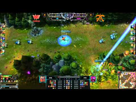 [IPL5] [Chung kết] [Game 2] World Elite vs Fnatic [03.12.2012]