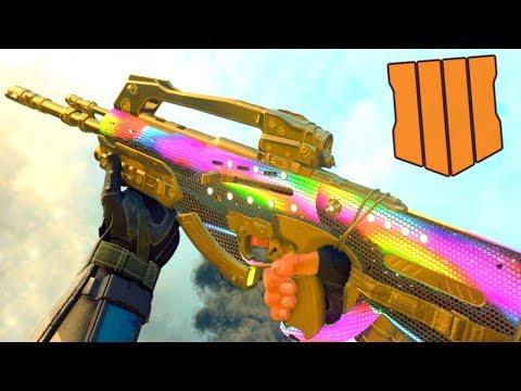 Black Ops 4: Secret 'Rainbow Diamond' & Camo BUG FIX!