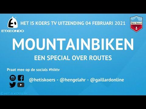 S02E04 - Mountainbiken en routes