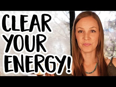 Energy Clearing with Archangel Michael - CLEAR Your Energy Fast! 😇💖✨