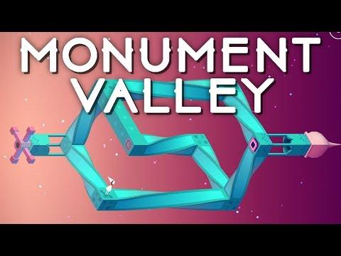 Optische Täuschungen! | MONUMENT VALLEY