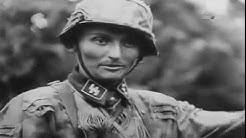 """SS-Sturmbannführer Krüger - SS-Leibstandarte Adolf Hitler - """"Mit meiner Pistole immer reingehalten"""""""