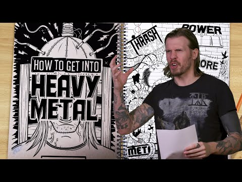 How to Get Into Heavy Metal   BangerTV