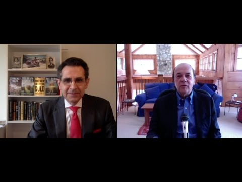Popescu Interview with James Rickards, author of The Death of Money