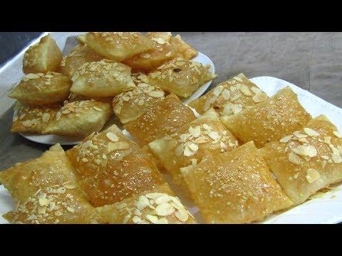 حلويات مغربية     pâtisserie orientale