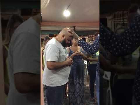 PASTOR LEANDRO PINHEIRO MOMENTO LIBERTAÇÃO