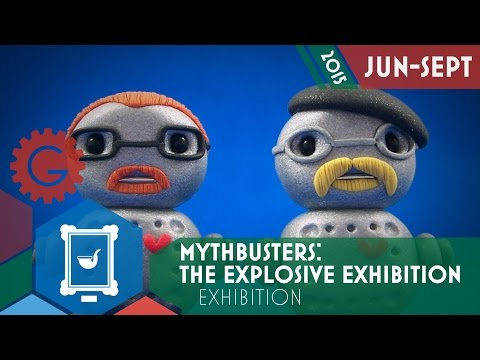 MythBusters: The Explosive Exhibition - Geektropolis Toronto Geek Event Calendar