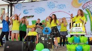 5 urodziny 'Radosnego �wietlicobusu'  w Ostro��ce