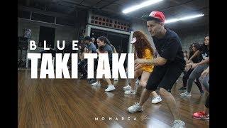 Taki Taki - Dj Sanke  - Ozuna - Cardi B - Selena Gomez Coreography @aleram_blue
