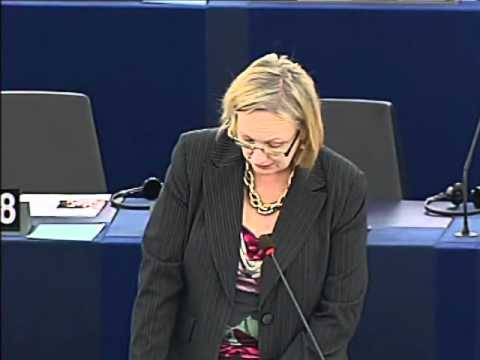 Julie Girling MEP discusses Cancún