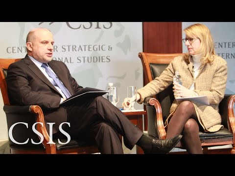 Global Leaders Forum: H.E. Jüri Luik, Minister of Defense of Estonia