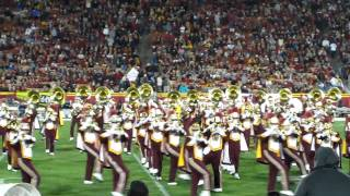 Welcome Home USC Marching Band Coheed And Cambria Cover