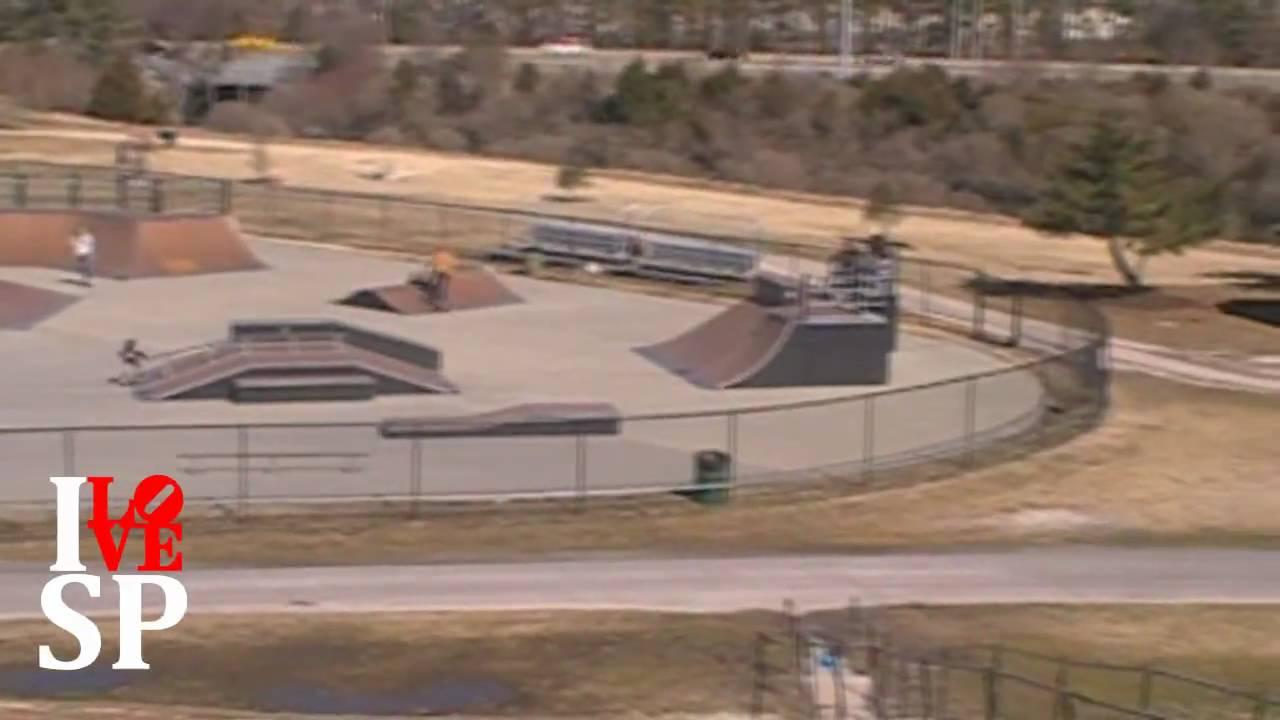 Virginia Beach Mount Trashmore Skatepark