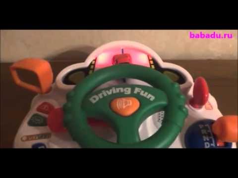 развивающие игрушки занимательное вождение мотогонки keenway
