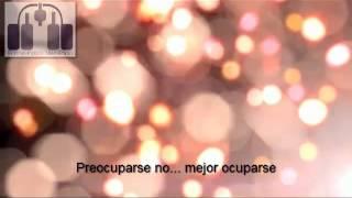#motivación Preocuparse no mejor ocuparse #reflexión