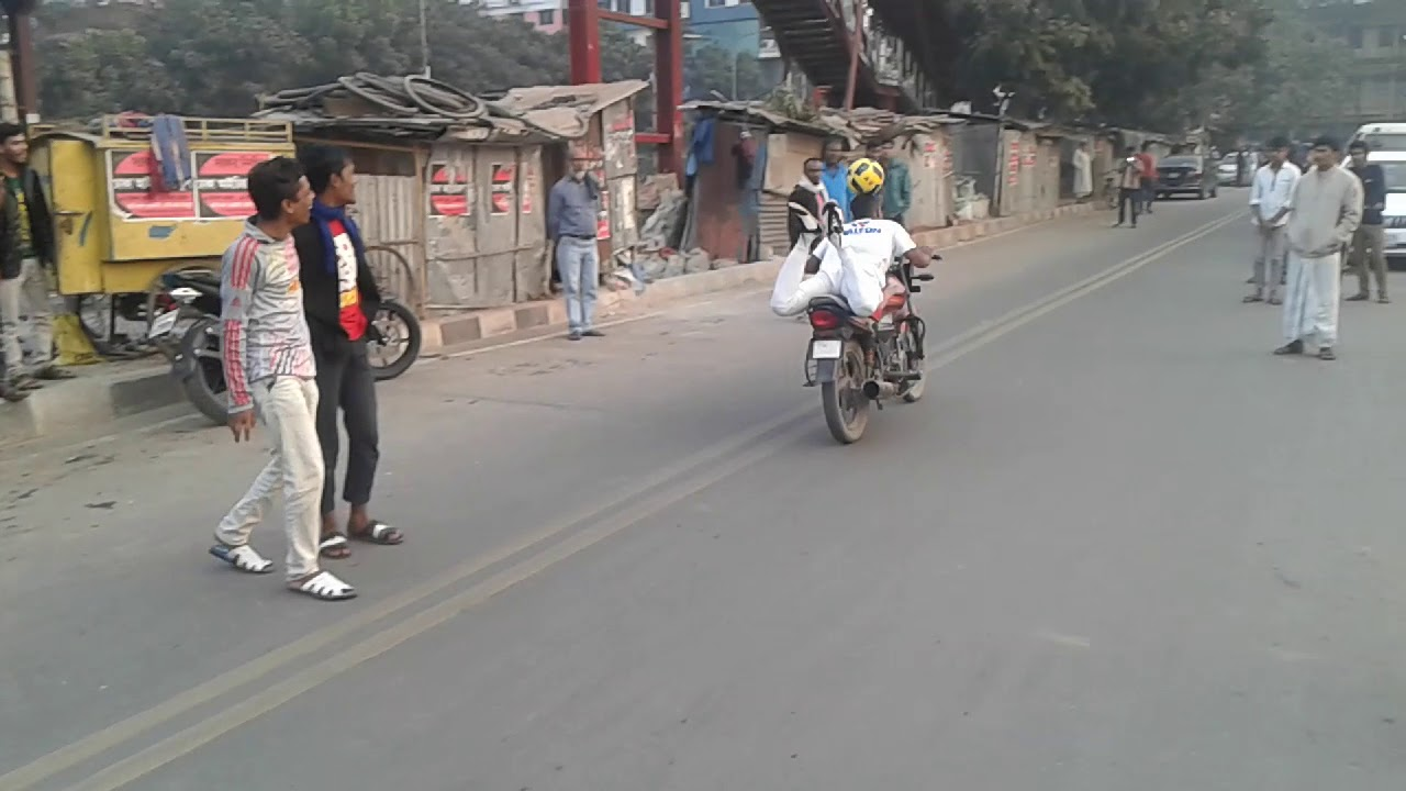 Bike drive Masud Ranar - YouTube