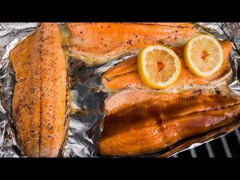 CATCH N' COOK Kokanee Fishing | TOP 2 Ways To Cook Kokanee SALMON!