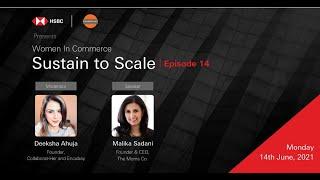 Sustain to Scale with Malika Sadani