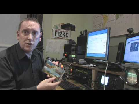 Ham Radio Ireland: EI2KC shack tour, IRTS Bureau, propagation and more