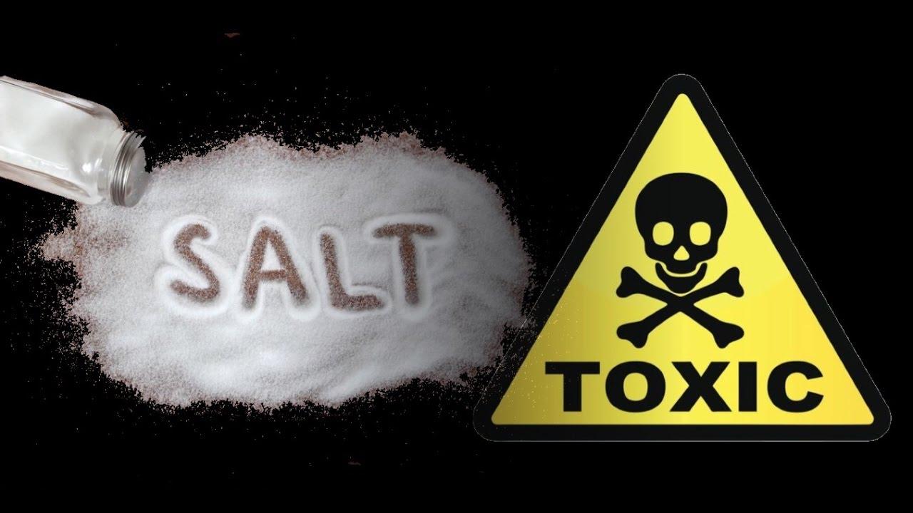 Bildresultat för toxic salty