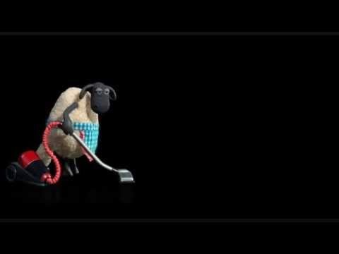 DLP Digital film ending of Shaun the Sheep Movie (2015 ...