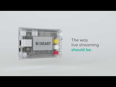 How BoxCast Streaming Works