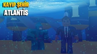 🔱 Lost City of Atlantis! Fireball! 🔱 | Power Simulator | Roblox English