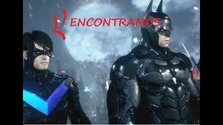 BATMAN ARKHAM KNIGHT / ENCONTRAMOS ASA NOTURNA / PARTE 7