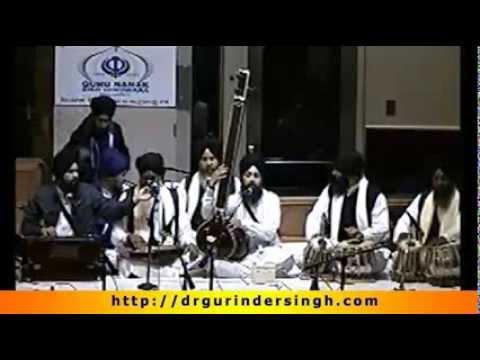 Classical Keertan - Dr.Gurinder Singh Ji & Bhai Gurmeet Singh Ji Shant, Canada (23rd Nov'13)