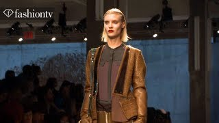 Kenneth Cole Fall/Winter 2013-14 Show 2 Hosted by Hofit Golan | New York Fashion Week | FashionTV
