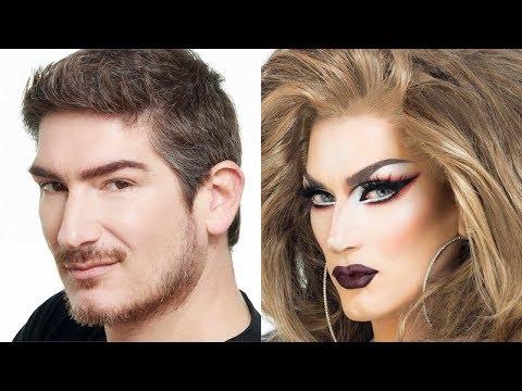 Transformación - Resting Bitch face  Drag Queen Makeup