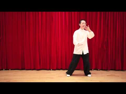 Learn Tai Chi 8 forms for beginners (English version) - Hong Kong