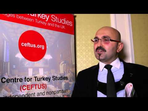 Cllr Haydar Ulus Shares His Opinion On CEFTUS At 4th Anniversary Gala And Community Achievement Awar