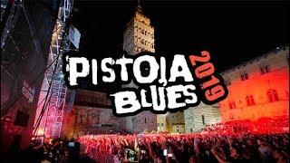 ERIC GALES & Band - 1st 1080p VIDEO - Pistoia Blues 07 Luglio 2019