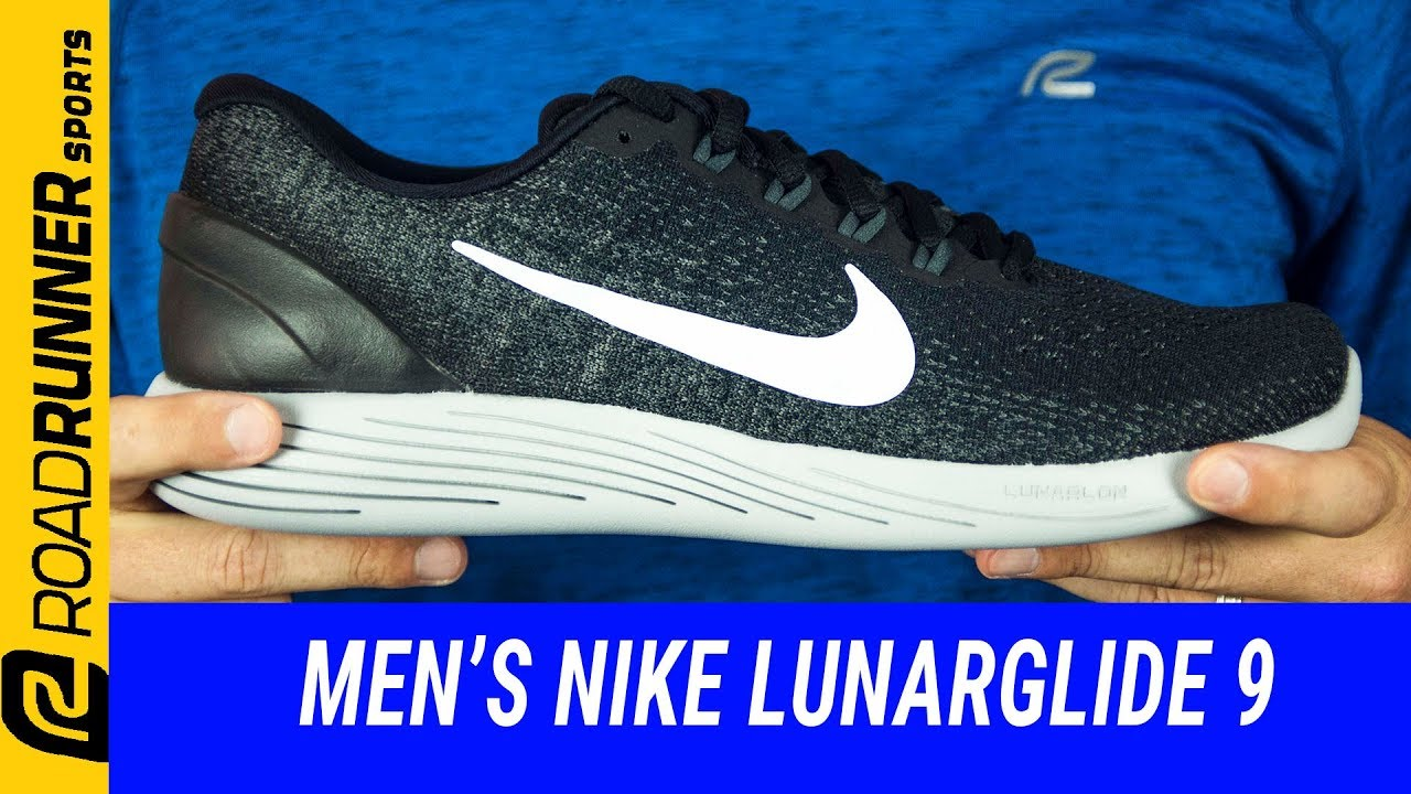 4cfc5d2f8ae Check out the Men's Nike LunarGlide 9 | Fit Expert Review - YouTube